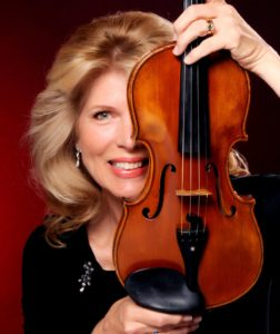 Leslie Brown Katz, violin